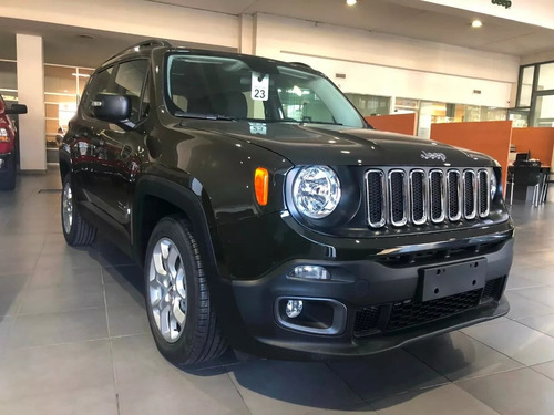 jeep renegade sport 1.8l at6  - tenemos test drive