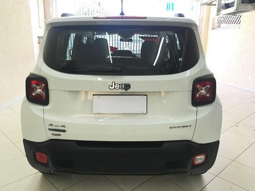 jeep renegade sport 2.0 4x4 2016 turbo diesel