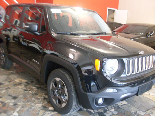 jeep renegade sport 2.0 autom diesel completo 0km2018