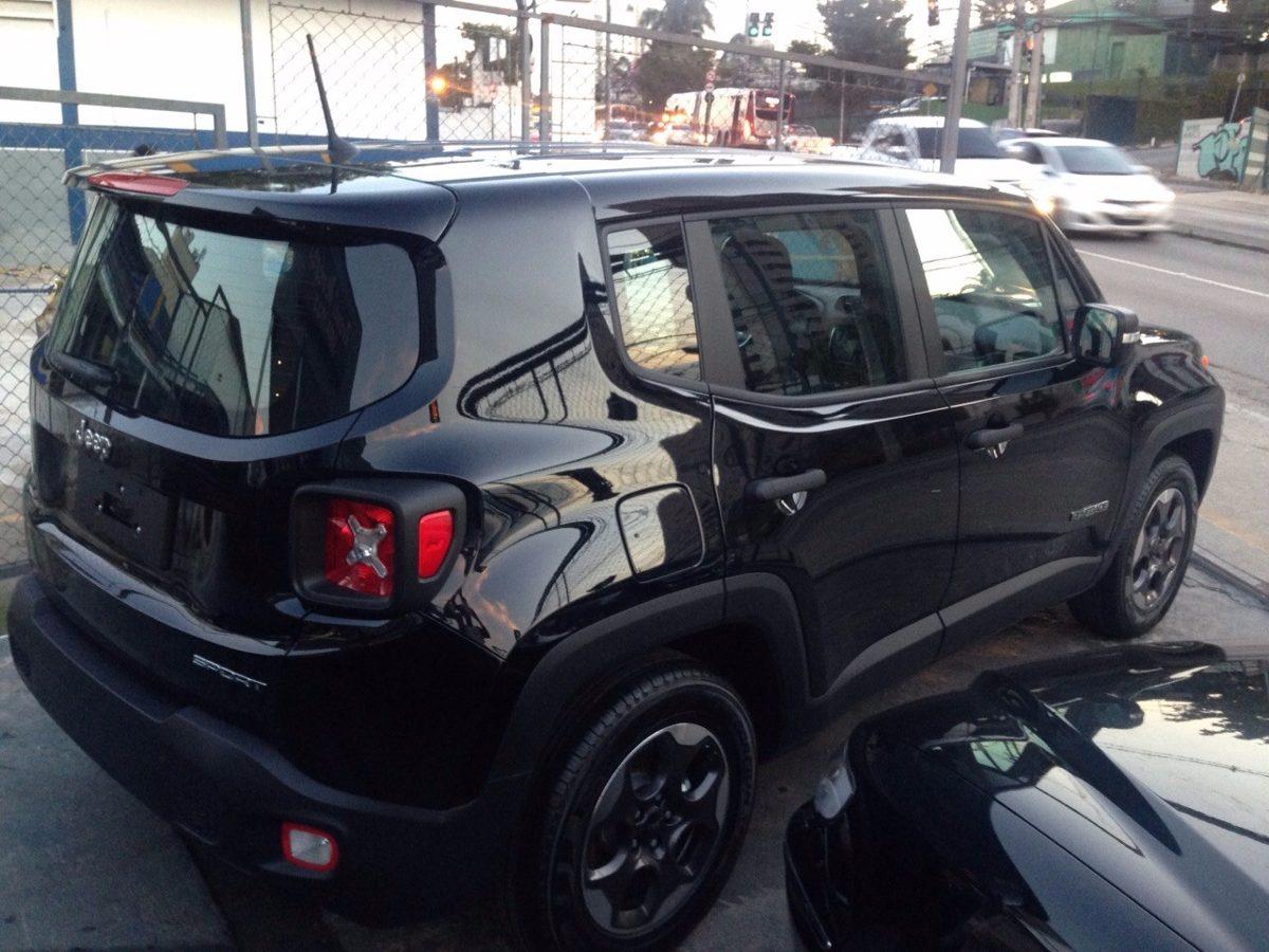 Jeep Renegade Sport 2 0 Automatica Diesel 0km R 100 999 Em