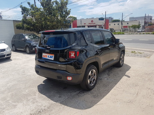 jeep renegade sport 2016 1.8 flex automático novíssimo !!