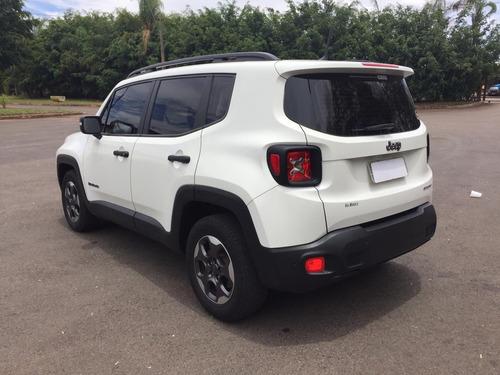 jeep renegade sport 2017 completo 1.8 automático
