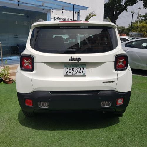 jeep renegade sport 2018 $ 15999