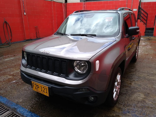 jeep renegade sport 2019, mecanica 4x2 full equipo, 5.000 km