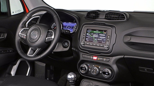 jeep renegade sport 4cil 130hp 1.8l at 6vel rin 17  abs rhc