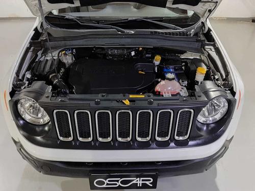 jeep renegade sport 4x4 2.0 turbo diesel  2016 c/ teto solar
