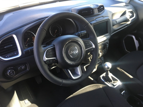 jeep renegade sport accesorios my2020 negro manual 2020 0km