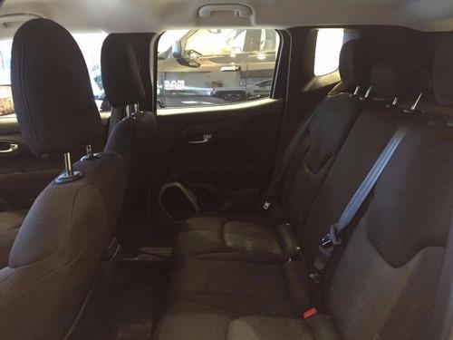 jeep renegade sport anticipo $265.000