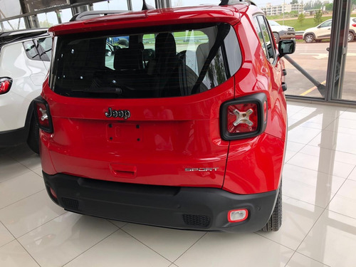 jeep renegade sport at 0km