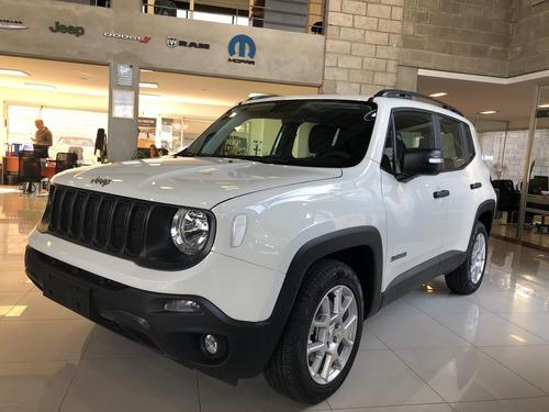 jeep renegade sport at 0km