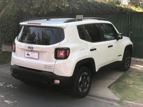 jeep renegade sport at 2017