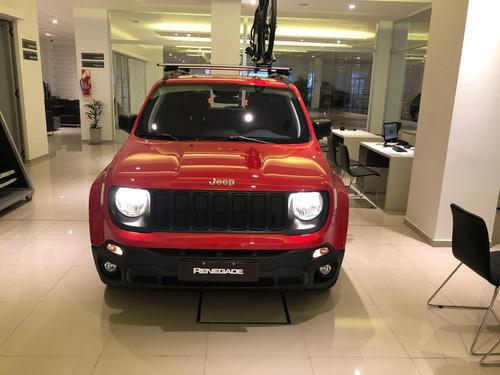 jeep renegade sport at el mejor precio de contado