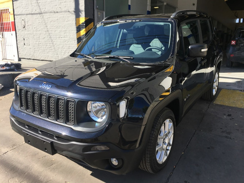 jeep renegade sport at l/ 2021 0 km  entrega inmediata