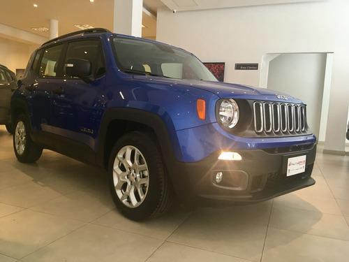 jeep renegade sport  at oportunidad