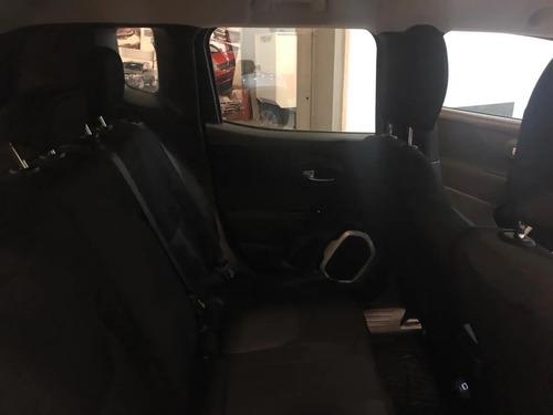 jeep renegade sport at6 1.8 0km. con $705.290 o tu usad! l