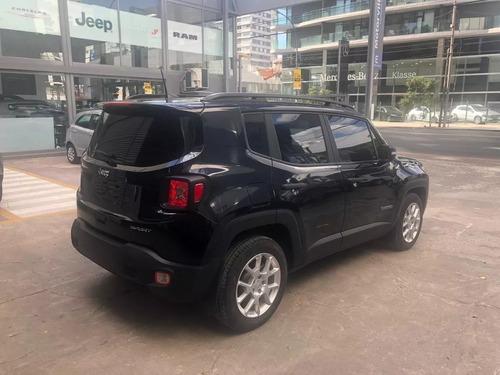 jeep renegade sport at6 1.8  2020 financia tasa 0 opotunidad