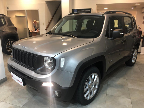 jeep renegade sport at6 1.8 (anticipo 706 + cuotas 0%)