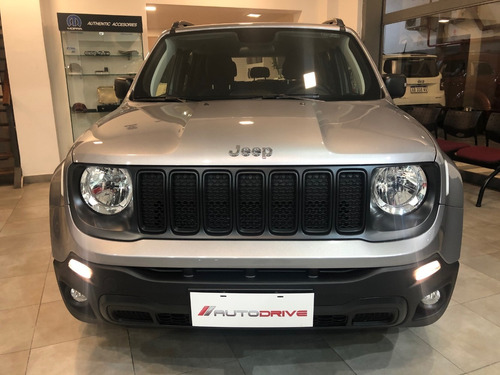 jeep renegade sport at6 4x2 30% + cuotas oportunidad