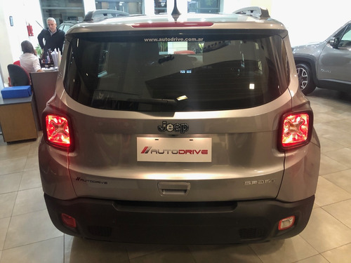 jeep renegade sport at6 4x2 30% + cuotas sin int