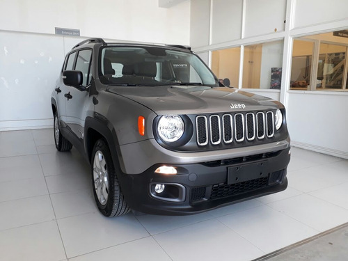 jeep renegade sport at6