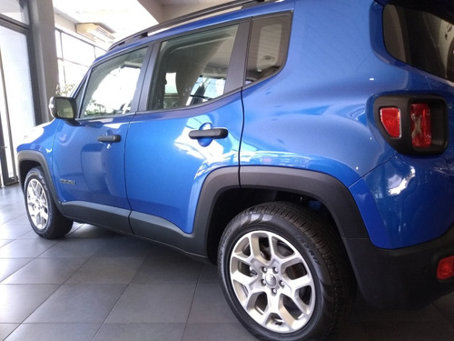 jeep renegade sport at6 automática 0km 2019