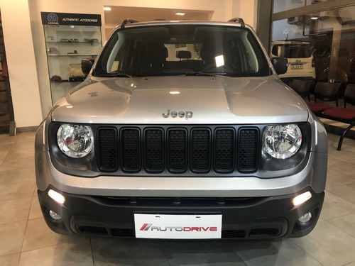 jeep renegade sport at6 automatico 2020