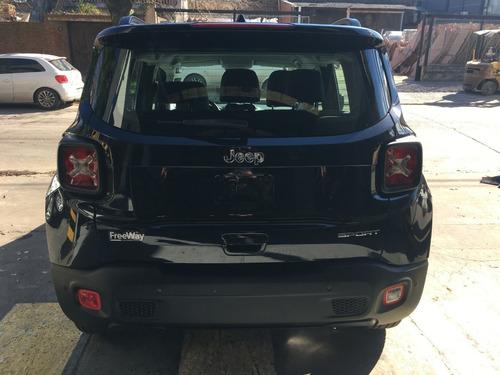 jeep renegade sport at6 ( venta online )
