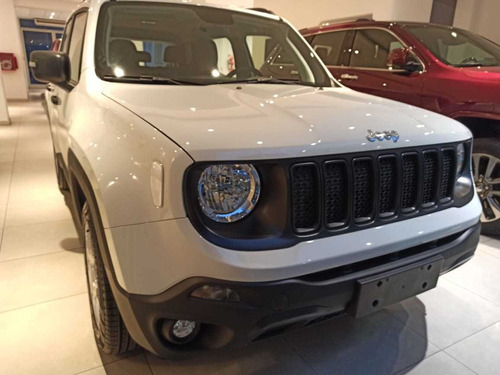 jeep renegade sport automática anticipo + cuotas 0%