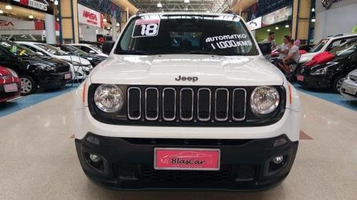jeep renegade sport automatica com 11.000km