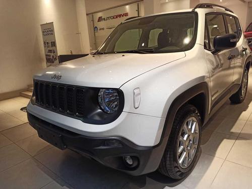 jeep renegade sport automática plan empleados 0%