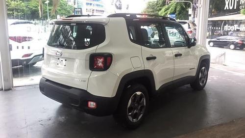 jeep renegade sport blindado nível 3 a hi tech 2018