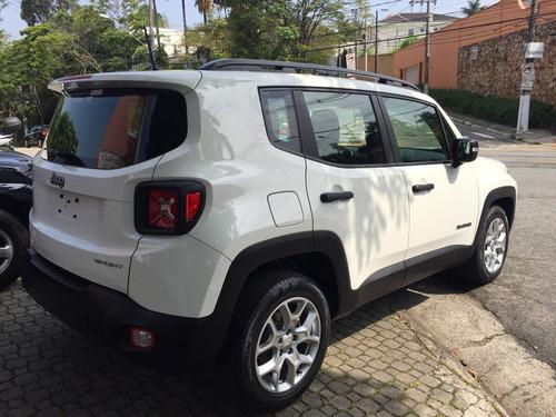 jeep renegade sport flex 17/18 okm r$ 73.899,99