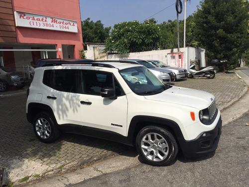 jeep renegade sport flex aut  okm por r$ 73.999,99