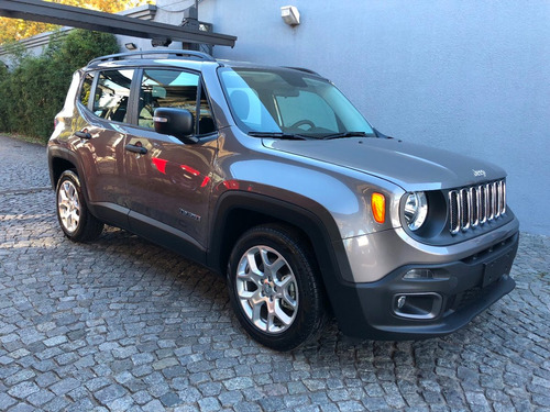 jeep renegade sport full manual gps 0km 2018 sport cars