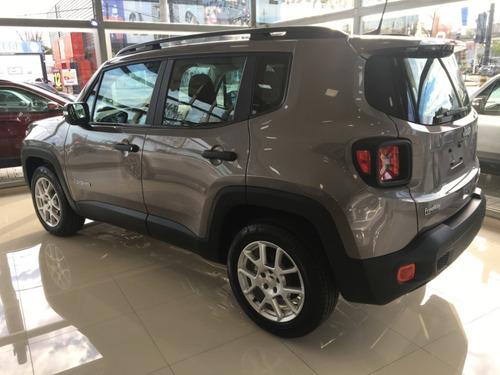 jeep renegade sport manual 0 km compra online!