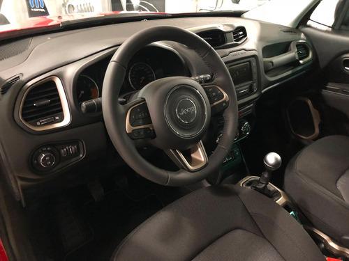jeep renegade sport manual 0km 2018 my18 sport cars