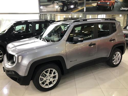 jeep renegade sport manual 0km 2021