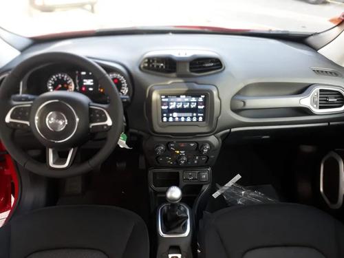 jeep renegade sport manual 2020  0 km stock