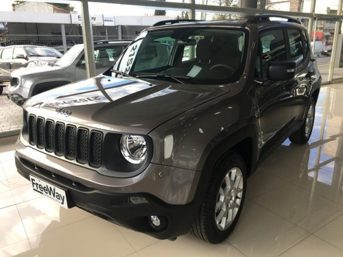 jeep renegade sport manual 2021 0km retira ya
