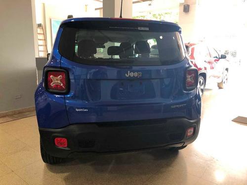 jeep renegade sport manual financiacion belgrano sport cars