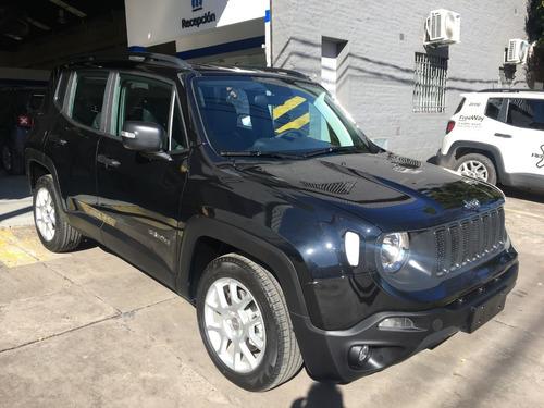 jeep renegade sport manual l/2021 entrega inmediata