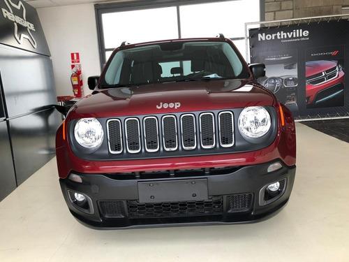 jeep renegade sport manual my18 0km