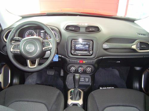 jeep renegade sport motor 1.8l 16v 4 cil.
