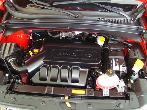 jeep renegade sport motor 1.8l  divertida y capaz !!!!