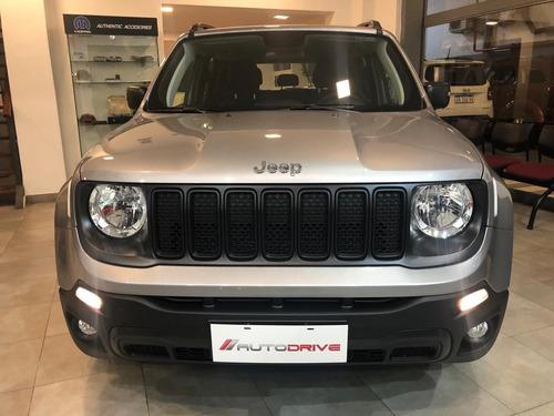 jeep renegade sport mt 1.8 nafta 0km 2020 financio 100%