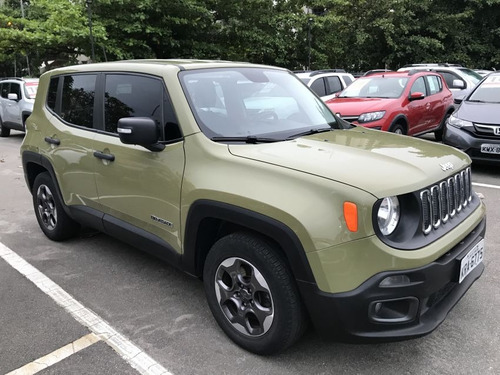 jeep renegade sport mt 2015/2016  r$66.900,00  kra-6775