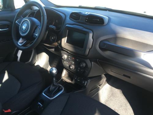 jeep renegade sport mt  2020 stock