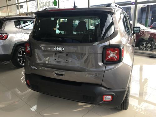 jeep renegade sport mt  2021 retira ya stock fisico
