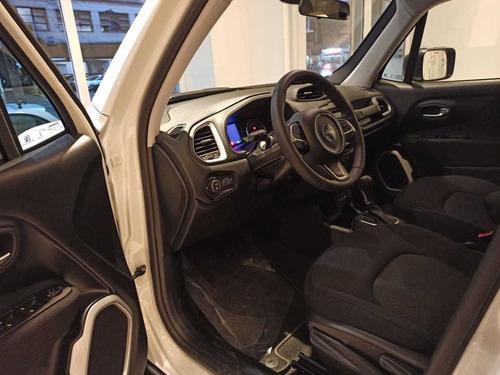 jeep renegade sport mt 4x2 oportunidad anticipo y cuotas