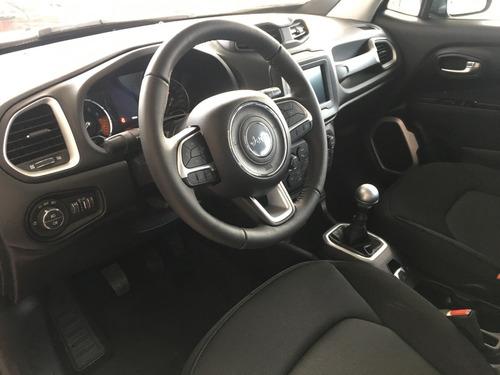 jeep renegade sport mt  cerra precio unidades fiscas